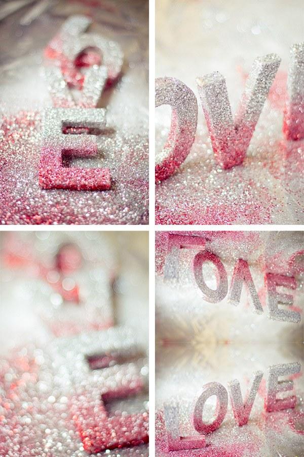 Diy: Glitter Love love_3_600x900
