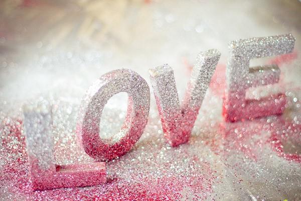 Diy: Glitter Love love_4_600x400