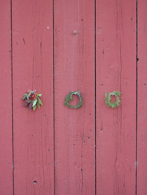Diy: mini coronas de Navidad diynavidad_1_600x794