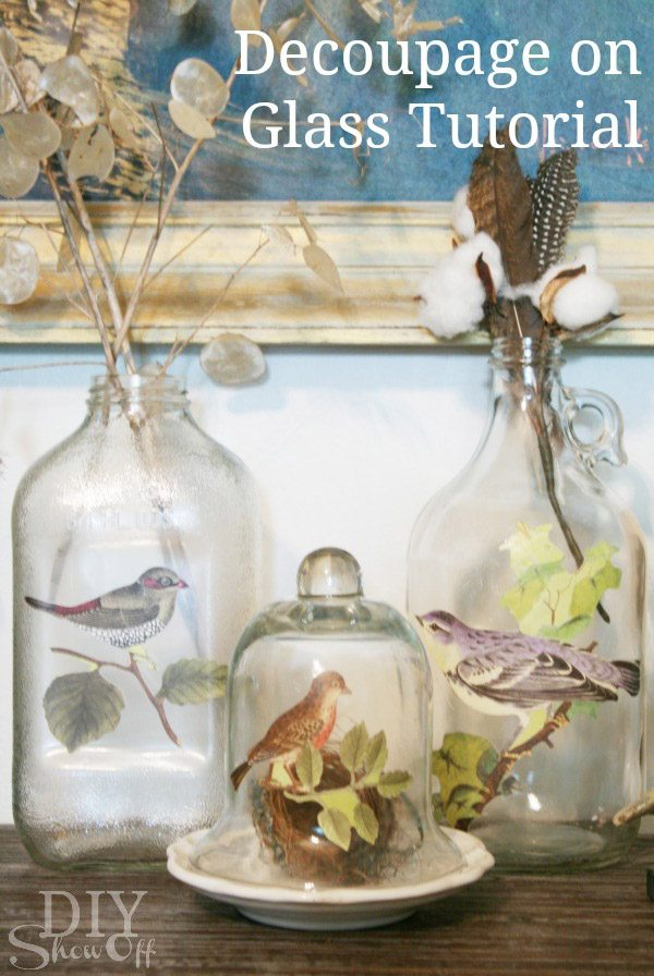 Diy: decoupage en botellas de cristal deco_botellas_1_600x896