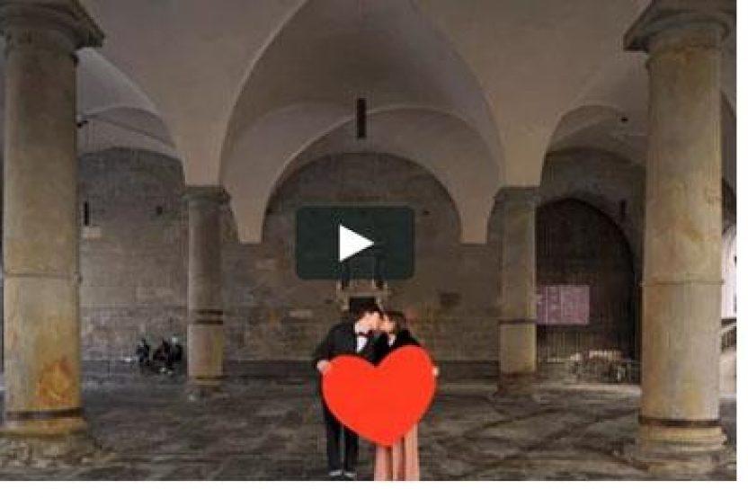 Un vídeo para San Valentín