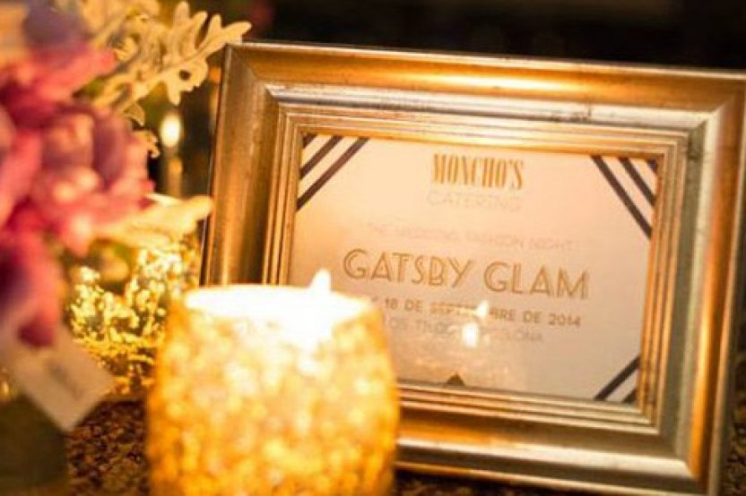 THE WEDDING FASHION NIGHT BCN: GATSBY GLAM