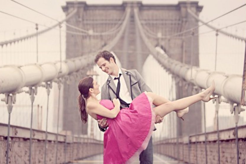 POST BODA EN EL PUENTE DE BROOKLYN