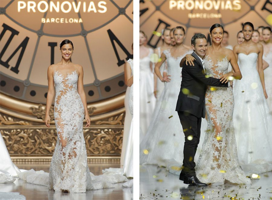 PRONOVIAS FASHION SHOW 2016: ONCE UPON A TIME pronovias_2016_13_900x660