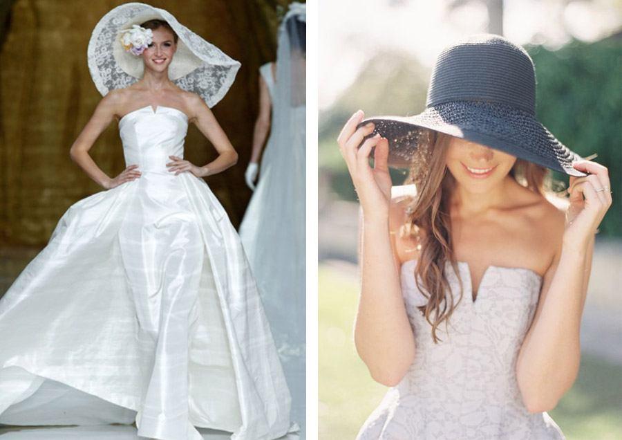novias con pamela - blog de bodas de una boda original