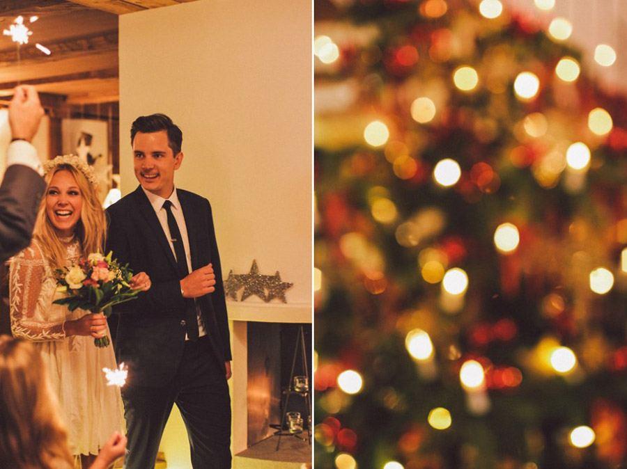 SARAH & IAN: BODA BOHEMIA EN LA NIEVE boda-boho-deco