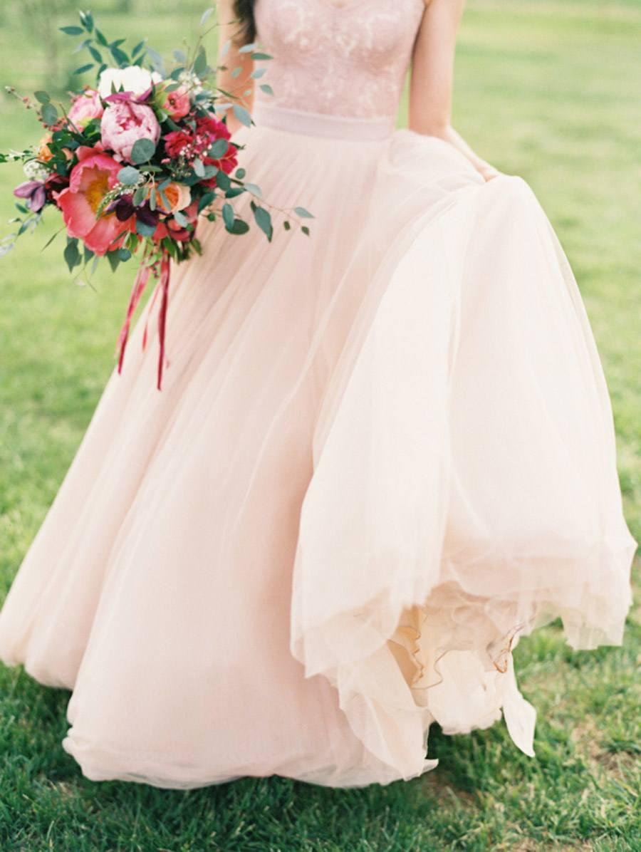 VESTIDOS DE NOVIA EN ROSA CUARZO novias-rosa-cuarzo