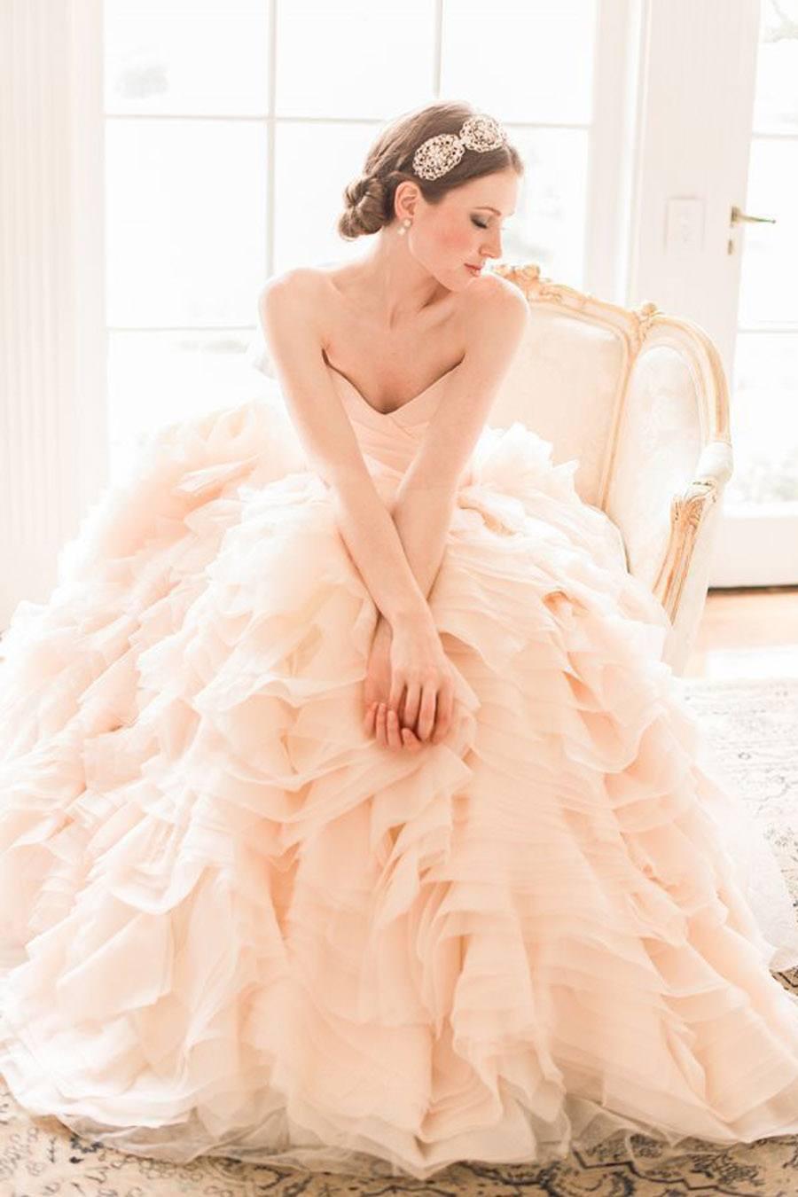 VESTIDOS DE NOVIA EN ROSA CUARZO vestidos-de-novia