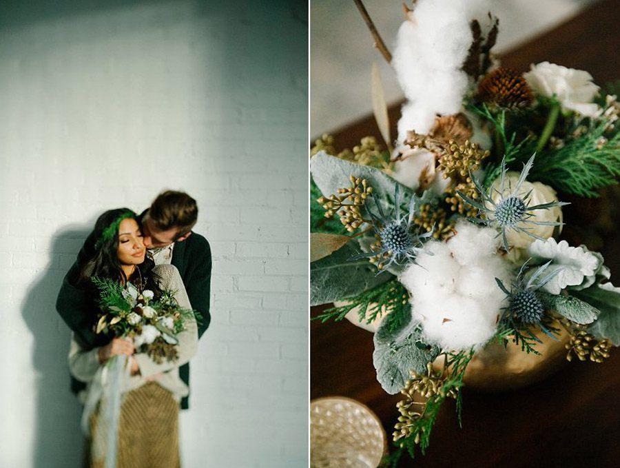 ROMÁNTICA PREBODA DE INVIERNO fotos-de-pareja-invierno