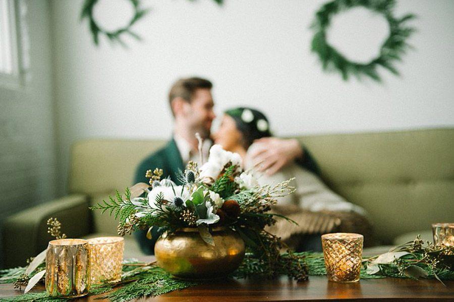 ROMÁNTICA PREBODA DE INVIERNO fotos-pareja