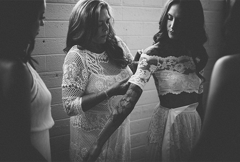 TANYA & RON: UNA BODA ROCKERA la-boda-rockera