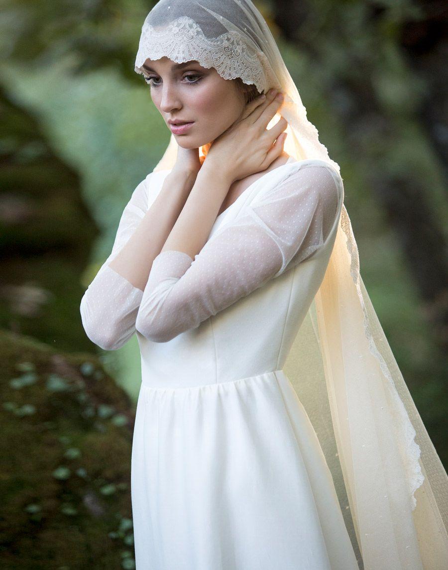 DAVID CHRISTIAN - CLOVER NOVIAS vestido-de-novia