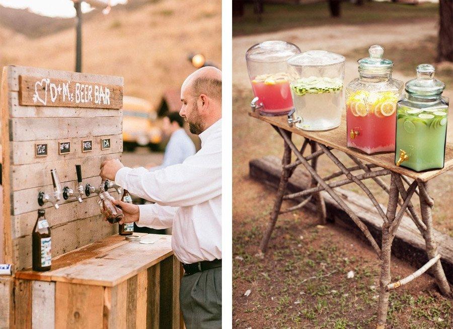COLD DRINKS bebida-boda