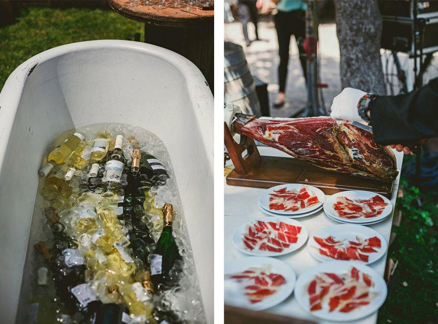 ELI & SANTI: UNA BODA MUY FAMILIAR boda-de-verano