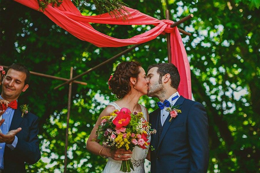 ELI & SANTI: UNA BODA MUY FAMILIAR boda-en-familia