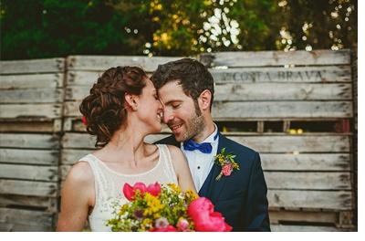 ELI & SANTI: UNA BODA MUY FAMILIAR boda-familia