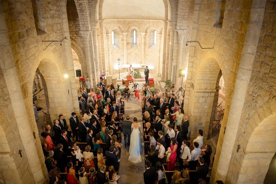 PAULA & PERE: DULCE AMOR boda-iglesia