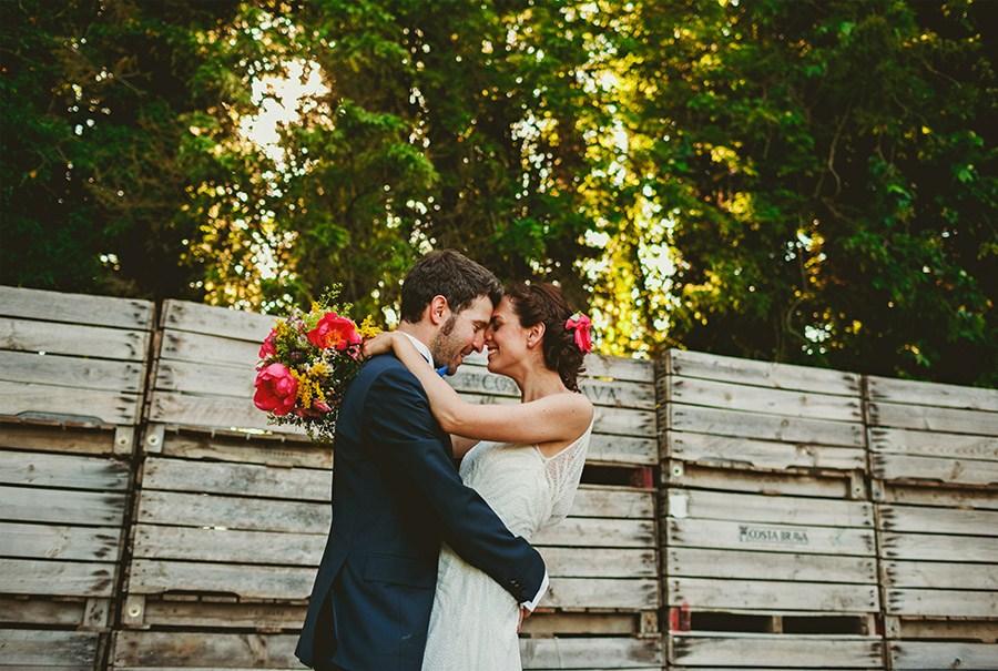 ELI & SANTI: UNA BODA MUY FAMILIAR boda-naturaleza