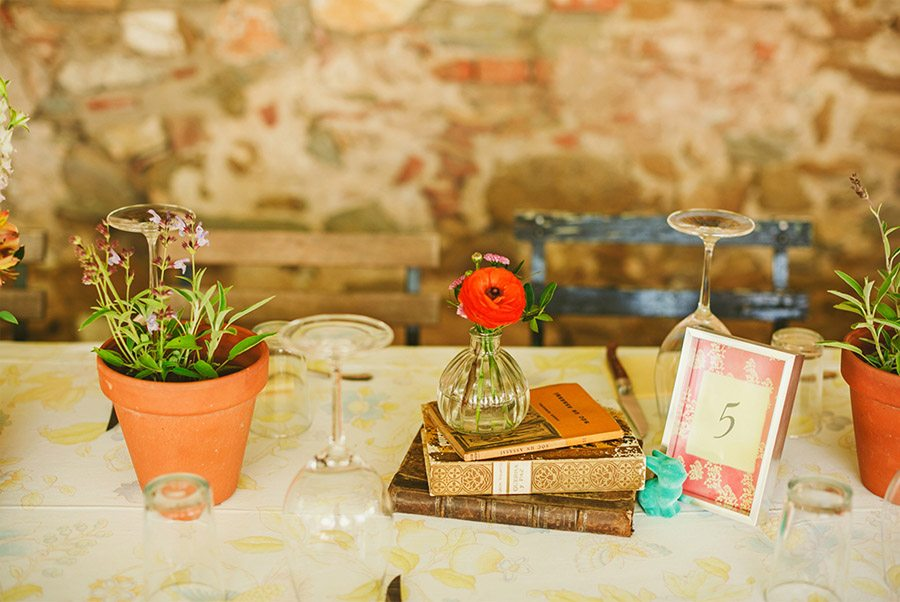ELI & SANTI: UNA BODA MUY FAMILIAR bodas-de-campo