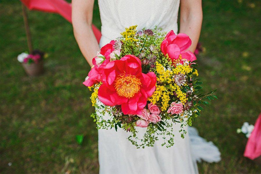 ELI & SANTI: UNA BODA MUY FAMILIAR bodas-de-verano