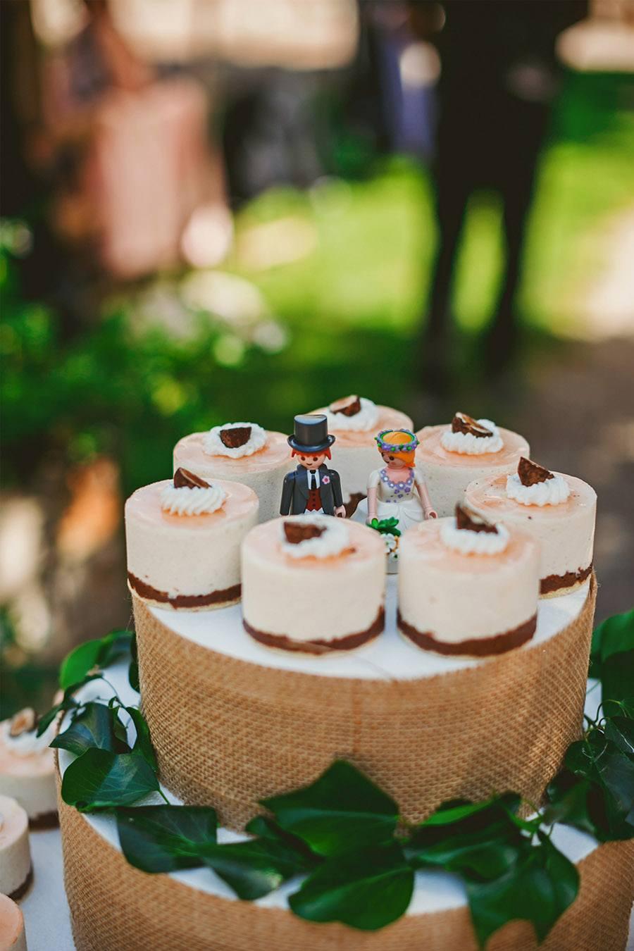 ELI & SANTI: UNA BODA MUY FAMILIAR bodas-rusticas