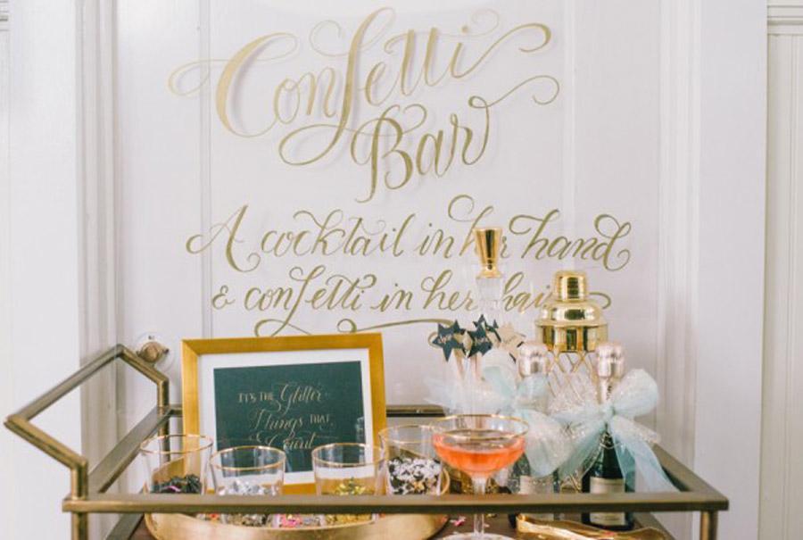 CONFETTI BAR confetti-bodas