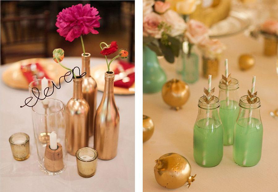 DECORACIÓN DE BODA EN BRONCE bodas-con-bronce