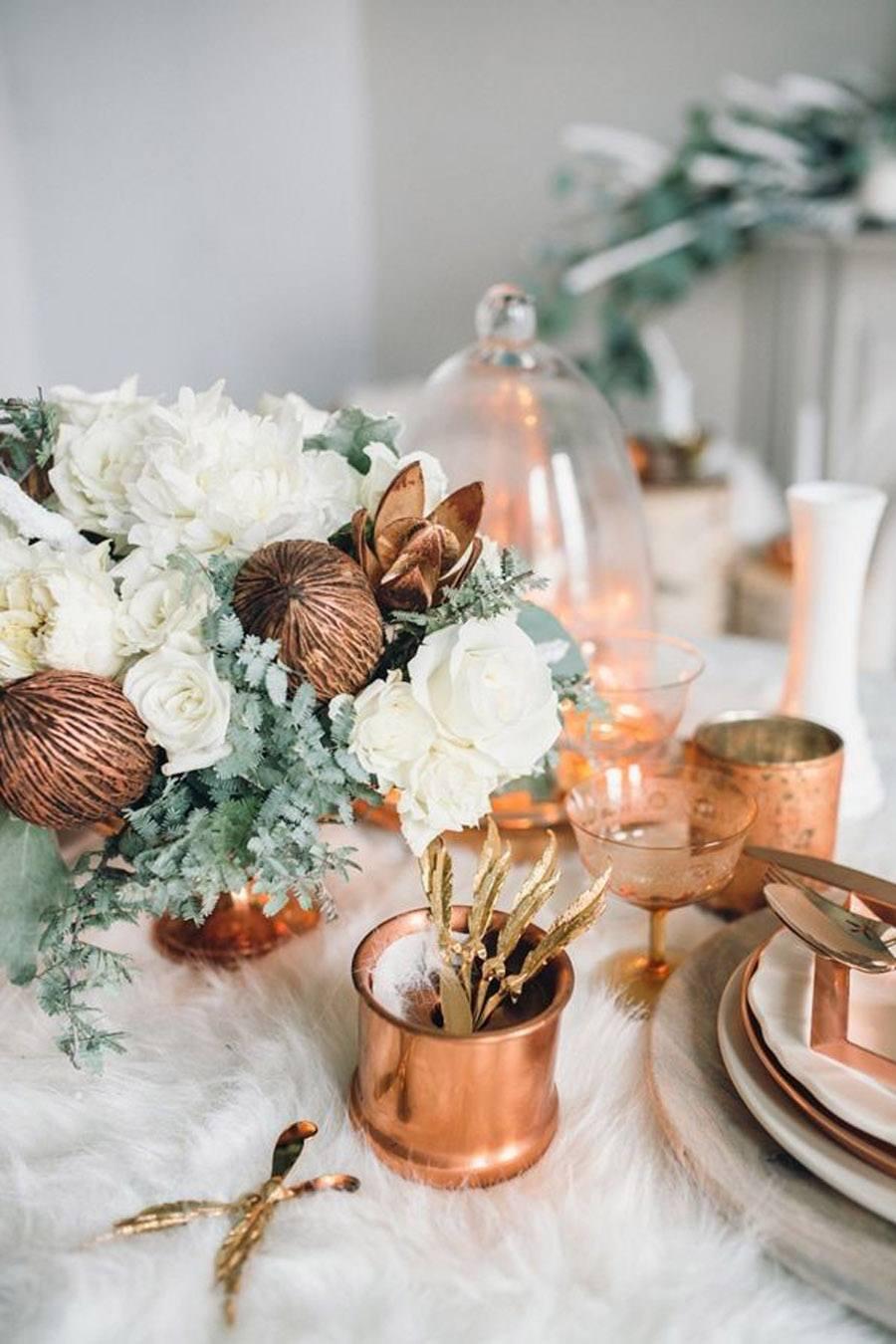 DECORACIÓN DE BODA EN BRONCE deco-bodas-bronce