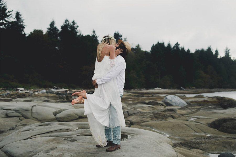 JASON & WINONA: LA LIBERTAD DE UNA BODA BOHO bodas-bohemias