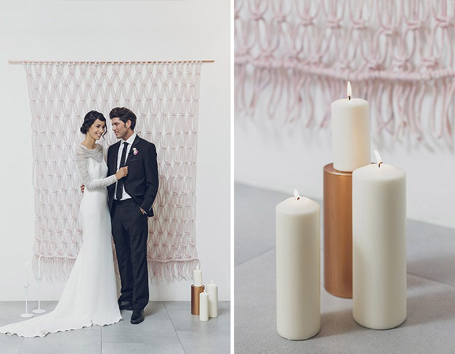 DECORACIÓN DE BODA CON MACRAMÉ bodas-con-macrame