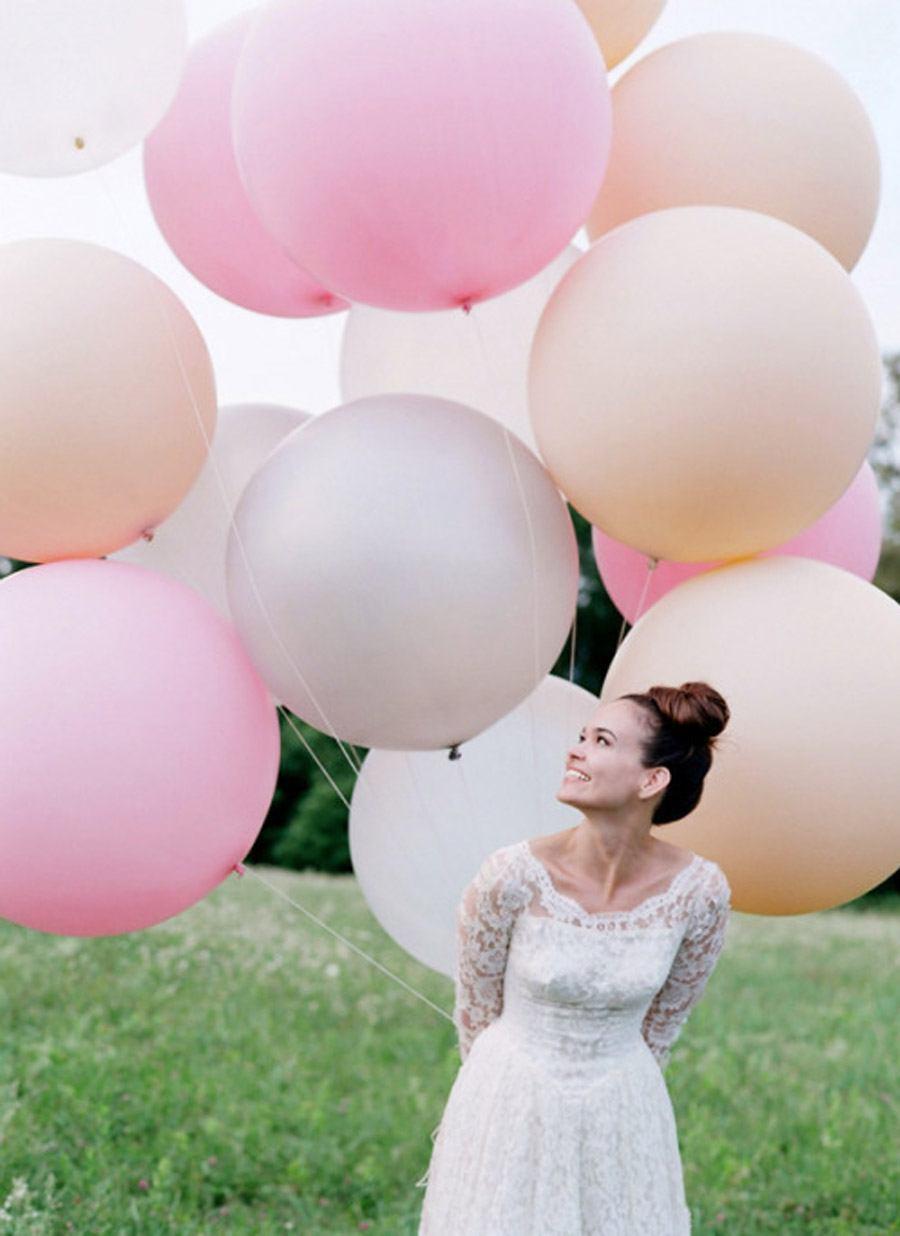 GLOBOS XXL bodas-globos