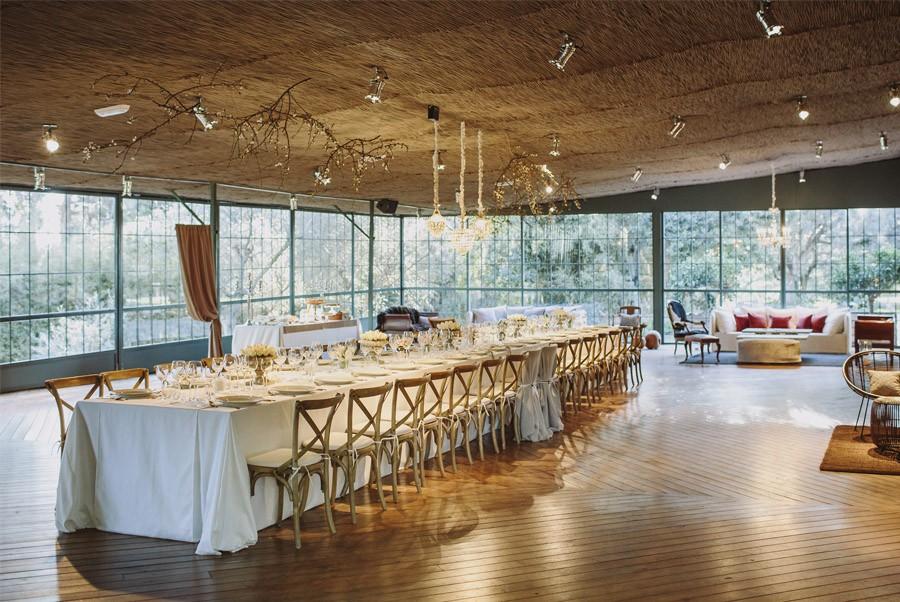 LA ORANGERIE DE MASÍA RIBAS espacio-boda