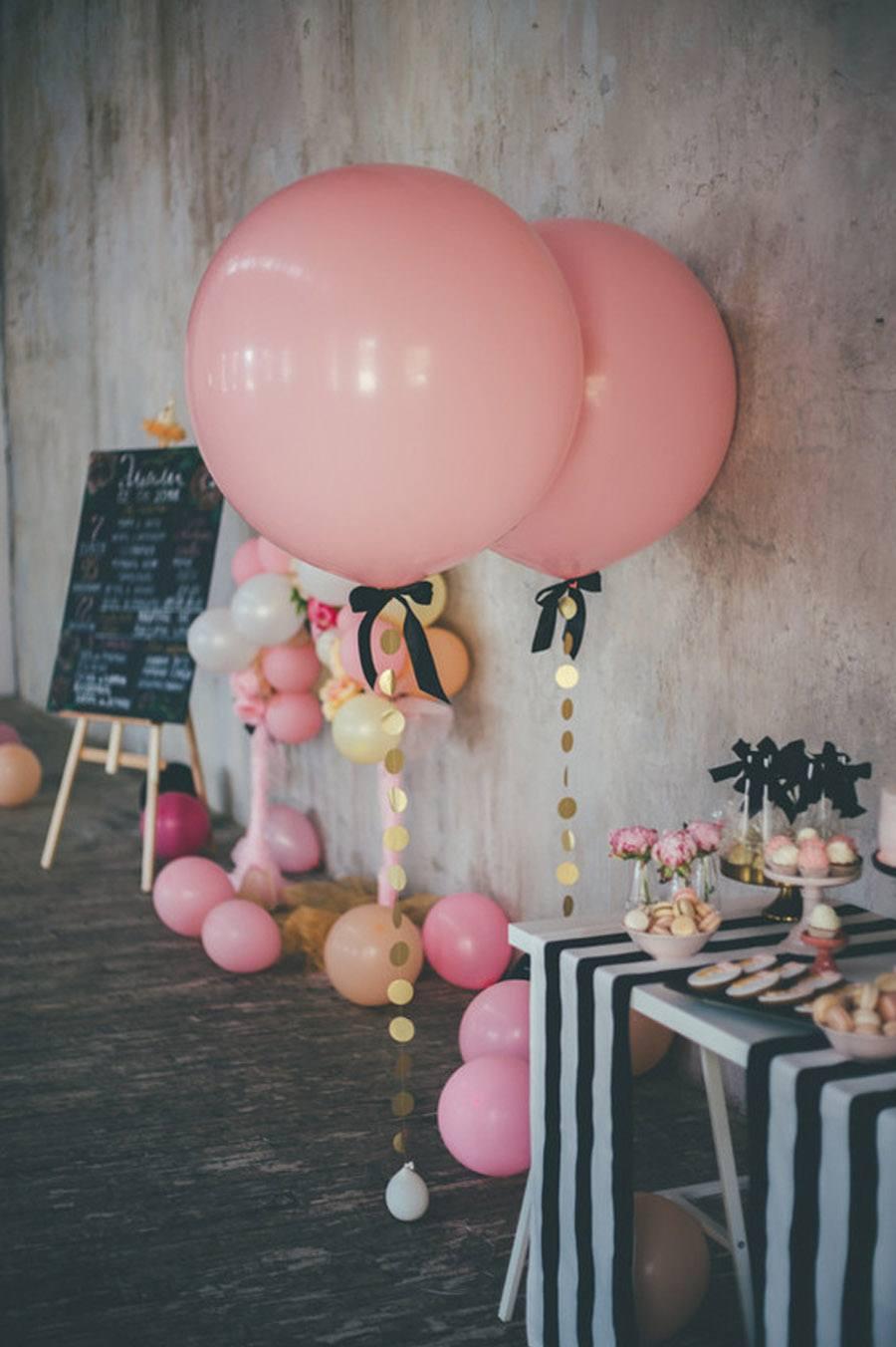 GLOBOS XXL globos-boda
