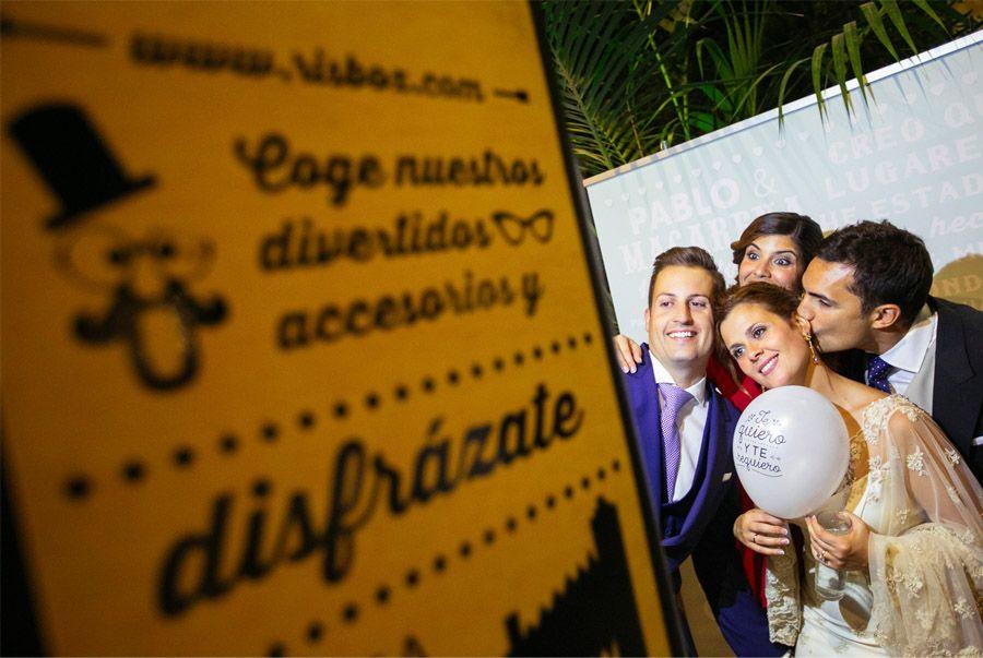 MACARENA & PABLO: UNA NOCHE DE VERANO bodas-creativas