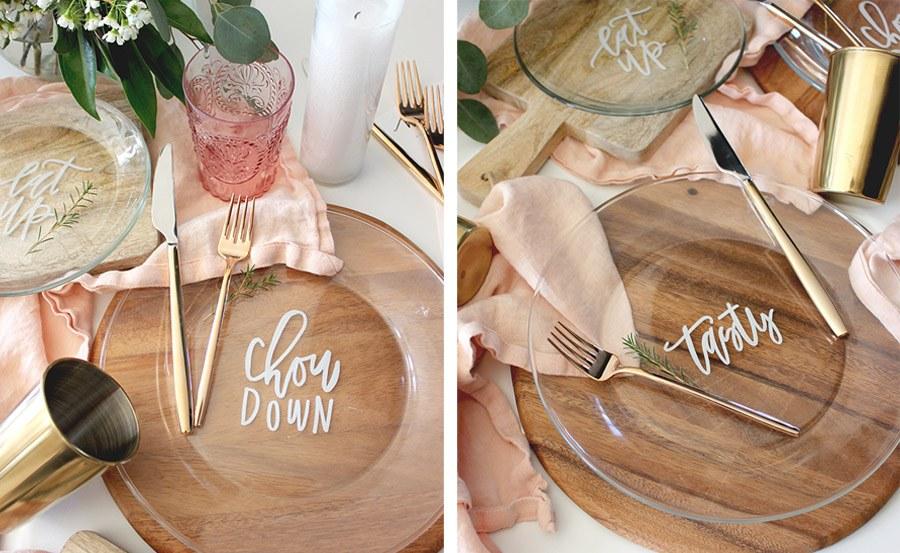 DIY: PLATOS CALIGRAFIADOS seating-platos-bodas