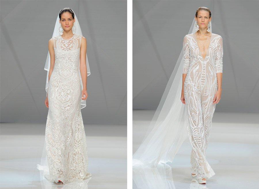 FUSIÓN DE CULTURAS EN EL DESFILE DE NAEEM KHAN brides-naeemkhan