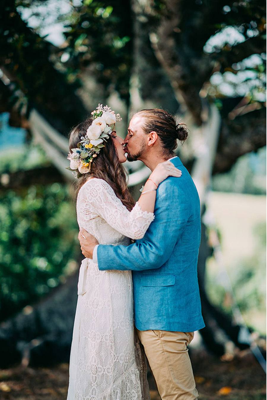 TJ & BILLY: UNA BODA RUSTIC-BOHO boda-rustic-boho