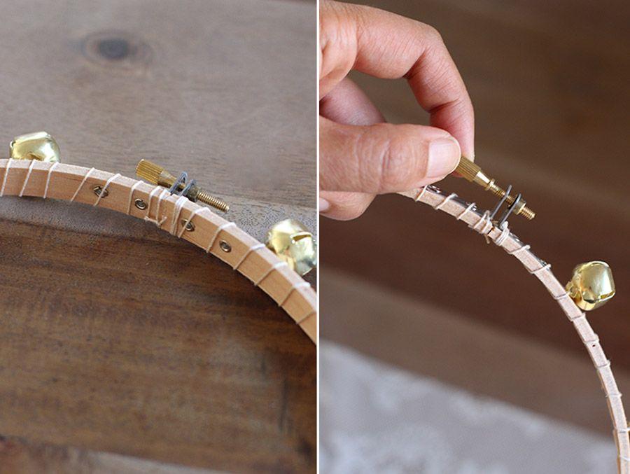 DIY: BASTIDOR BOHO boda-tutorial