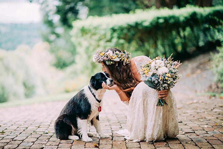TJ & BILLY: UNA BODA RUSTIC-BOHO bodas-boho-rusticas