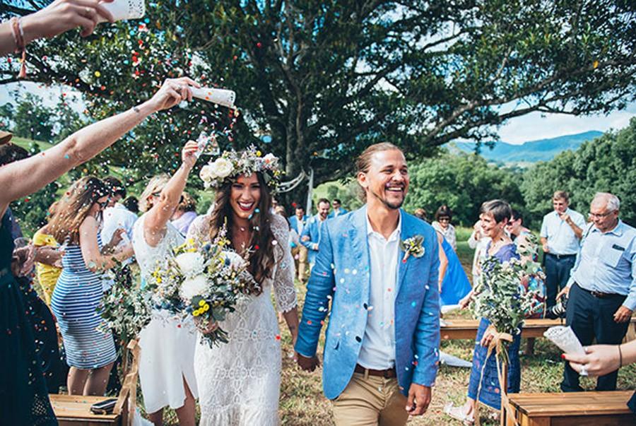 TJ & BILLY: UNA BODA RUSTIC-BOHO bodas-rustic-boho