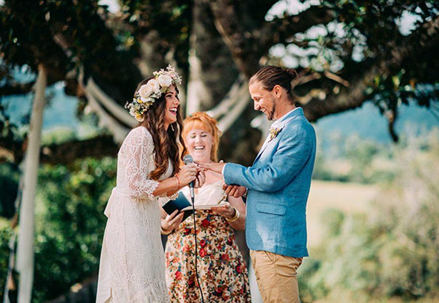 TJ & BILLY: UNA BODA RUSTIC-BOHO boho-rusticas-bodas