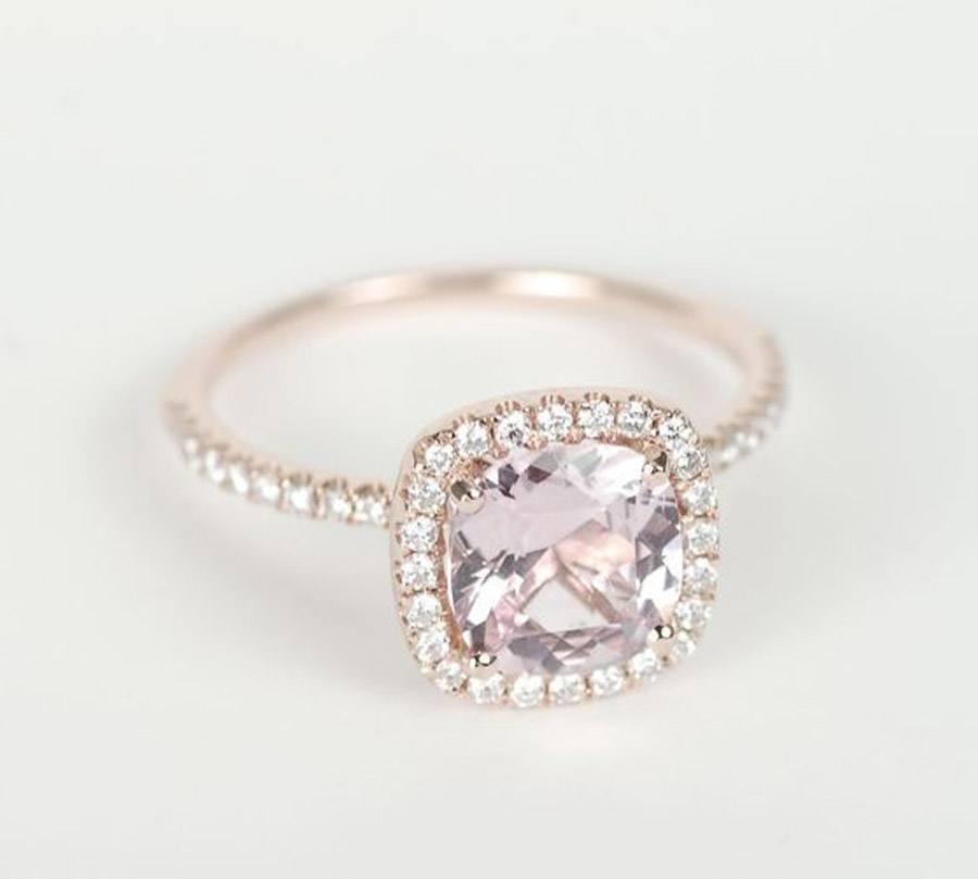 ANILLOS DE COMPROMISO DE ORO ROSA anillo-boda-oro-rosa