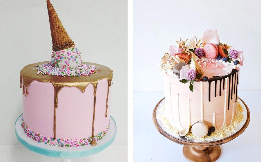 DRIP CAKES boda-drip-cakes