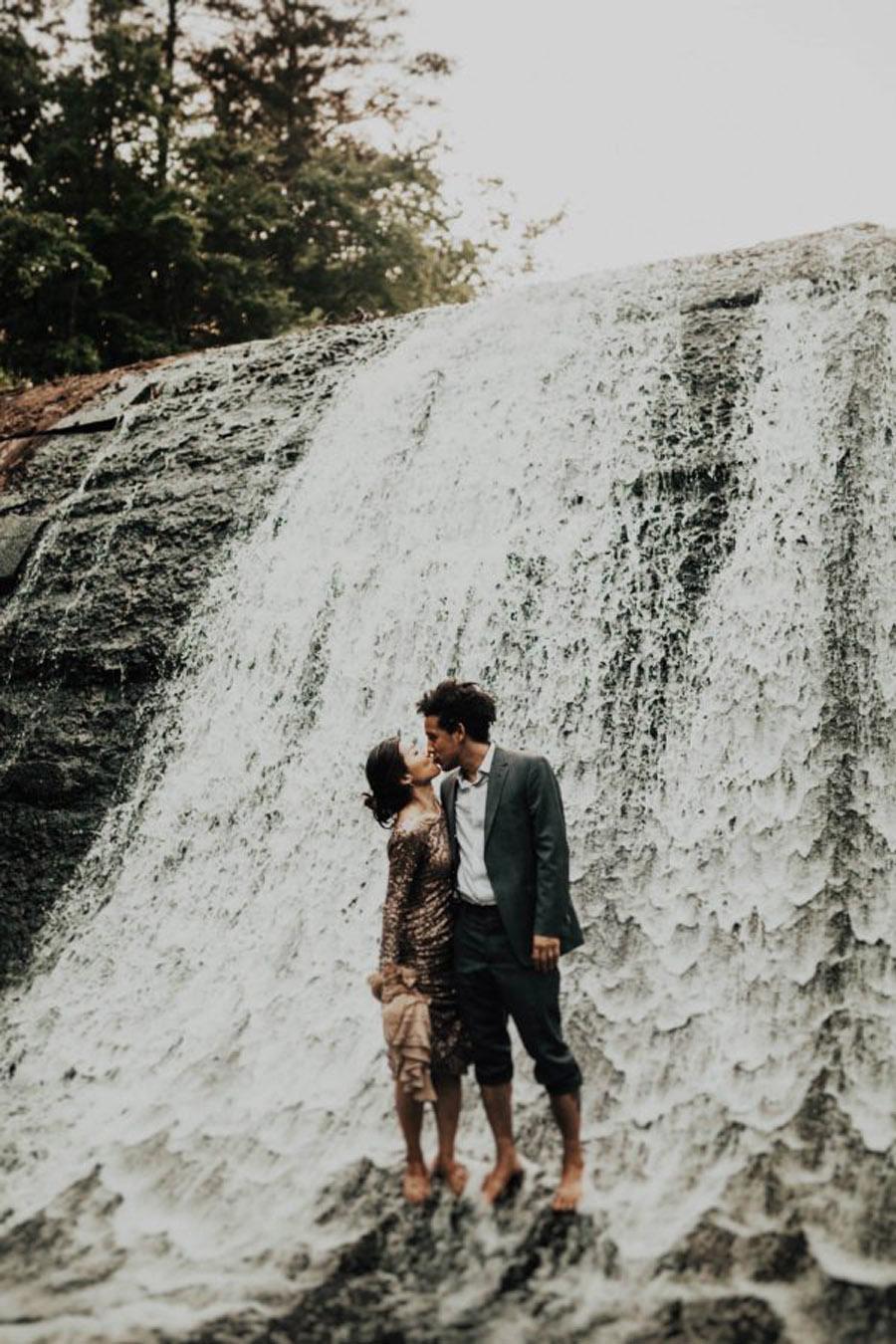 HANNAH & TAI: BODA CON SABOR SALVAJE boda-natural
