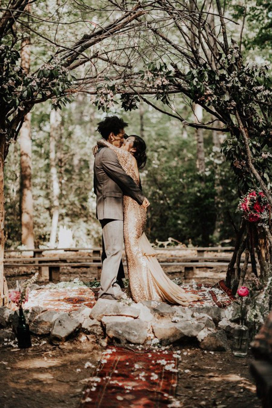 HANNAH & TAI: BODA CON SABOR SALVAJE boda-naturaleza