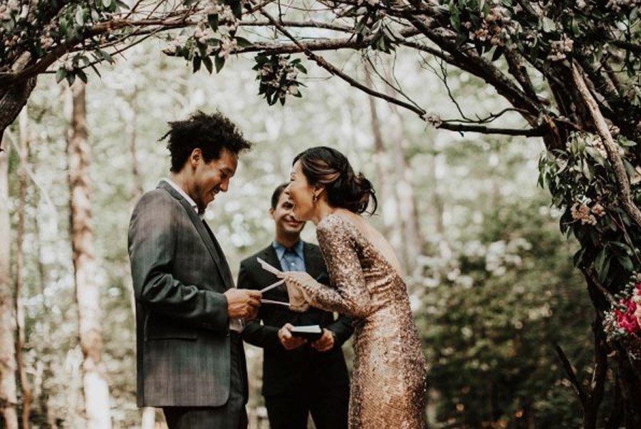 HANNAH & TAI: BODA CON SABOR SALVAJE boda-rustic