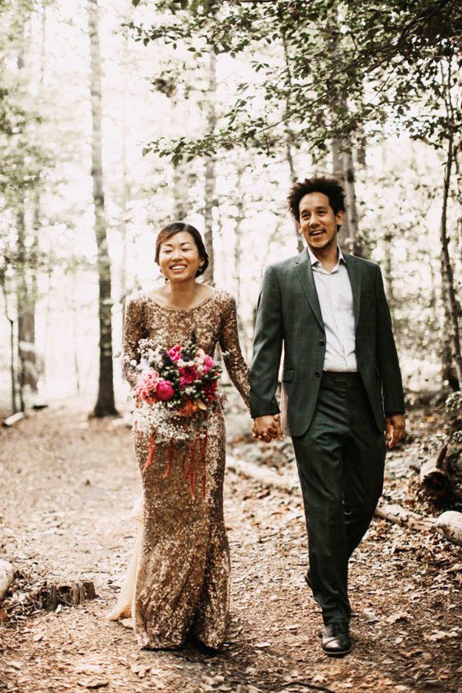 HANNAH & TAI: BODA CON SABOR SALVAJE bodas-naturaleza