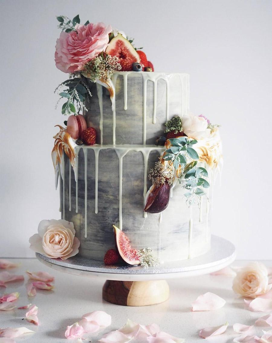 DRIP CAKES tarta-drip-cake