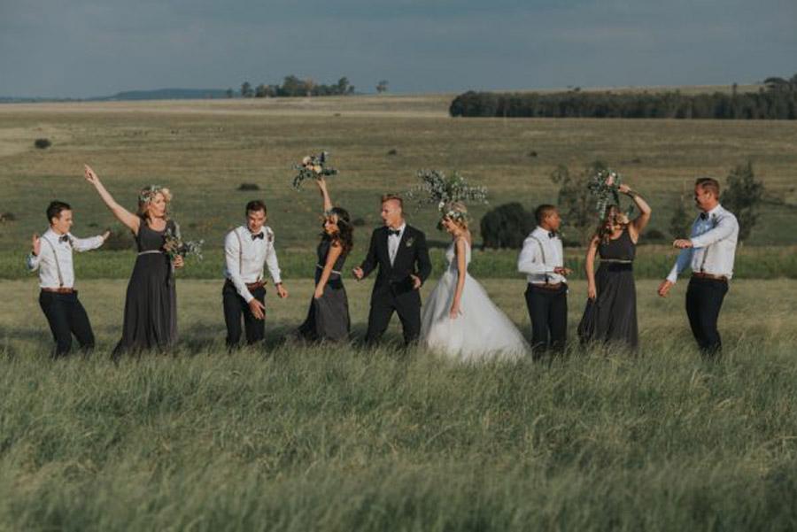 SIMONE & GREG: AMOR SUAVE testigos-boda