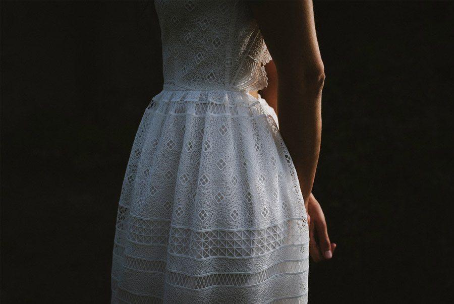 NORTHERN SERENITY vestido-novia